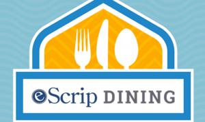 eScrip Dining logo