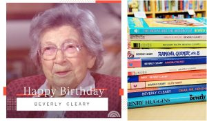 103-year-old Beverly Cleary